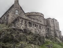 Edinburgh Castle by lauryn