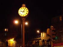 Edinburgh clock by Laura Gargiulo