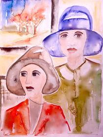Freundinnen von Annegret Hoffmann