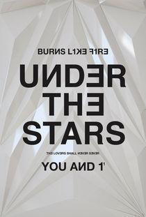 Under the Stars ( Beige & Black ) by Rodrigo Aguadé