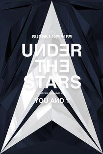 Under the Stars ( Blue ) by Rodrigo Aguadé
