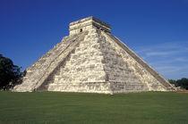 Chichen Itza Pyramid von John Mitchell
