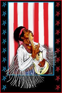 Hendrix by Rodney Tucker