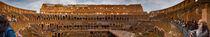 Roma Colisseum by Juan Carlos Lopez