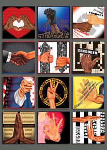 Hand Signs by Rodney Tucker
