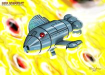 Alexanderwerner-helionaut-spielerschiff1-a1-84x60cm-300dpi-artflakes