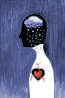 potato heart von Anna Ivanova