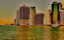 Manhattan  by Maks Erlikh