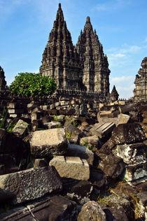 Prambanan temple by Alexey Galyzin