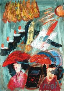 Self investigating by Gabriella  Cleuren