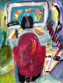 Endless waiting by Gabriella  Cleuren