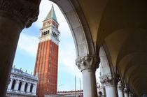 Campanile at San Marco square, Venice