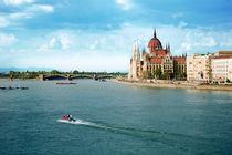 Budapest, Hungary by Tanja Krstevska