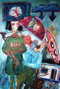 Thinking about lost children by Gabriella  Cleuren