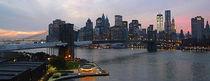 Skyline Manhatten / New York by fotostudio-style-in