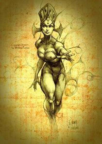 Senha. The Fallen Angels by widaypanca