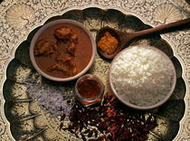Curry & Rice by Ken Crook