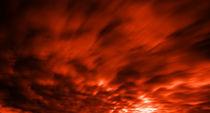 Roter Himmel von Kai Kasprzyk