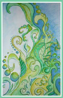 green vs blue von green0pencil