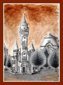 bipolar church von green0pencil