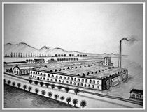 grey factory by green0pencil