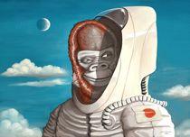 Space Gorilla von Alexander Werner
