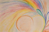 rainbow heart / Regenbogen Herz  von picadoro