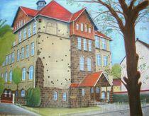 Goethe-Oberschule Trebbin by pjb-art