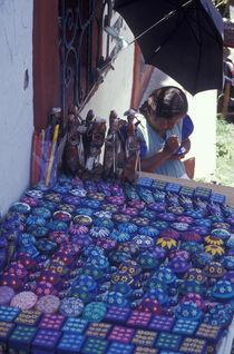 TAXCO ARTISAN Mexico von John Mitchell