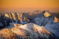 Berge aus Gold by Thomas Mertens