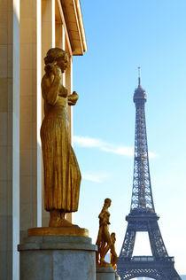 Eiffel tower von Anna Minina