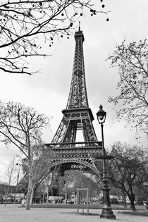 Eiffel tower by Anna Minina