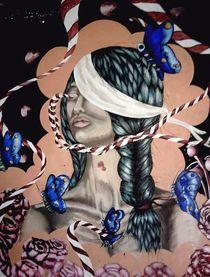 City of Roses by Heidi Elise Wirz