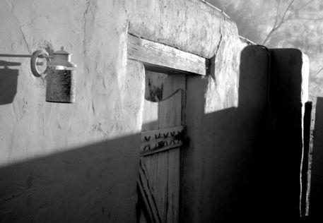 Ir-door-lamp