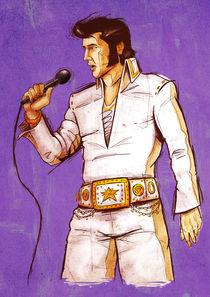 Elvis by Otávio Rodrigues