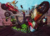 Road Rash by Otávio Rodrigues