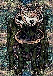 Shroomy Crocosect von Stephen Huczek