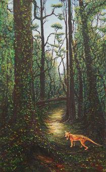 Tasmanian Tiger von Robert Vajbar