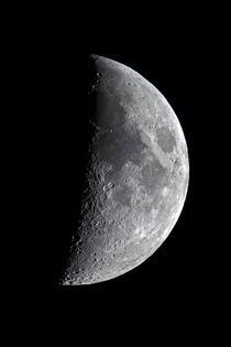Mond zunehmend - crescent moon