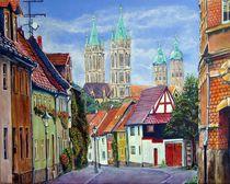 Dom zu Naumburg von Doris Seifert