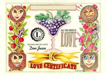 A04-lovecertificate