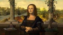 Mona Lisa von Giora Eshkol