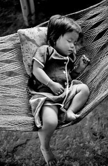 Sleeping Girl - Mekong Delta von captainsilva