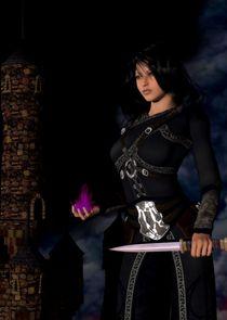 Crystal Warrior von star4mation