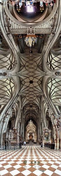 Inside St. Stephen's by Chris R. Hasenbichler