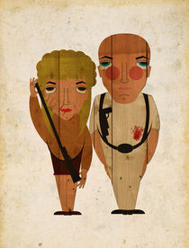 Natural Born Killers by Paula Maia
