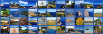 Collage Mallorca von fotoping