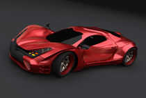 Redstone-racing-car