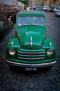 Fiat Trastevere by Juan Carlos Lopez