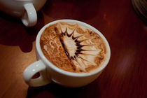 Sunrise coffee von Juan Carlos Lopez